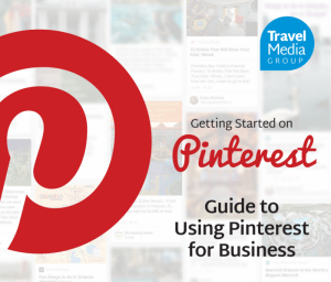 Getting Started on Pinterest eBook Cover