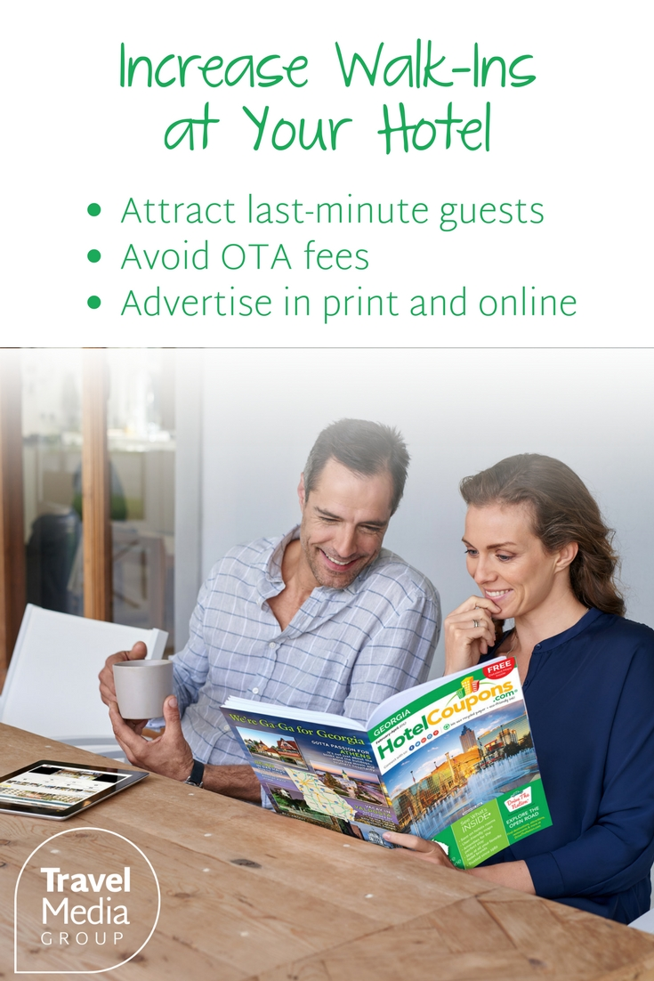 Get more direct bookings and save on OTA fees. HotelCoupons are a commission-free avenue of revenue for your hotel.