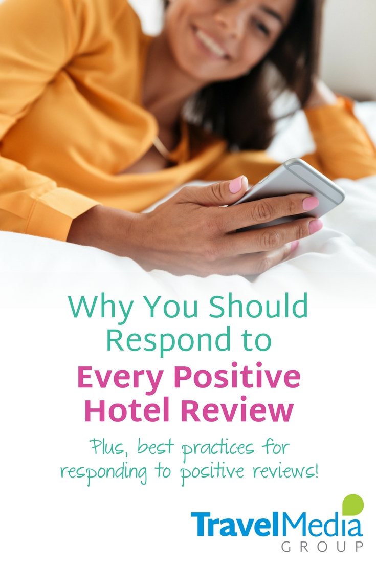 Online review responses are an extension of the guest service you provide at your hotel. In this article, learn why we recommend that hotels should respond to every hotel review.