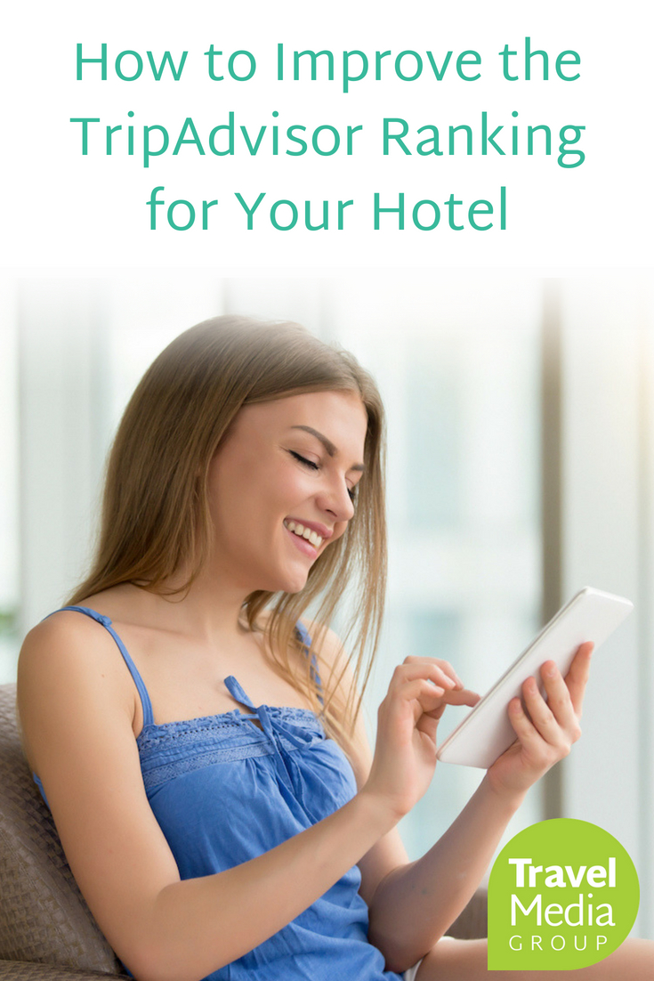 Hotels ranked #1 get 56% more direct bookings than hotels ranked #40 in the same city. Learn how to increase your hotel's city rank on TripAdvisor.