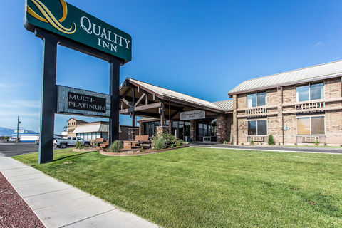 Quality Inn & Suites Richfield