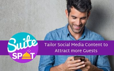 09 – Tailor Social Media Content to Attract more Guests