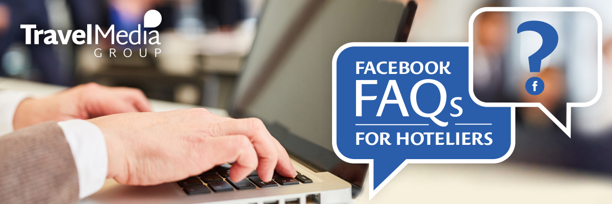 Text Bubble: Facebook FAQs For Hoteliers