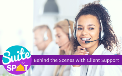 19 – Behind the Scenes with Client Support