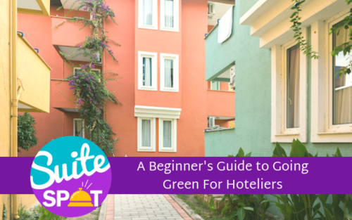 24 – A Beginner's Guide to Going Green For Hoteliers
