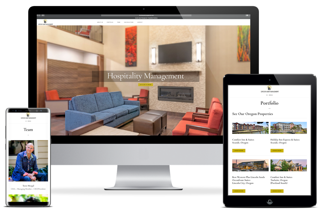 digital marketing packages for hotel management companies
