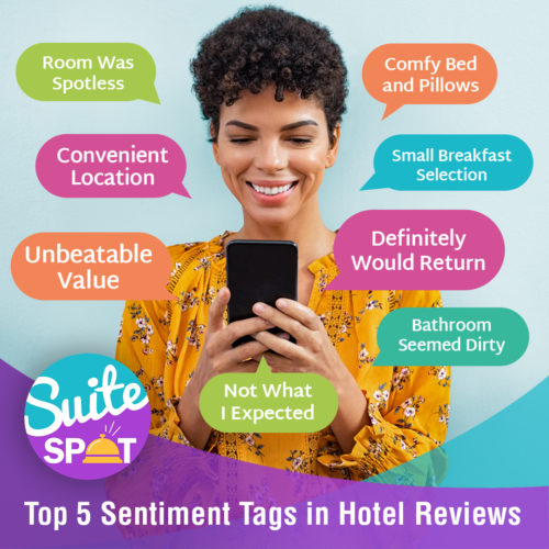 33 – Top 5 Sentiment Tags in Hotel Reviews