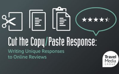 Cut the Copy/Paste Response: Writing Unique Responses to Online Reviews