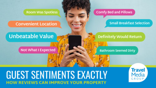 Guest Sentiments Exactly: How Reviews Can Improve Your Property