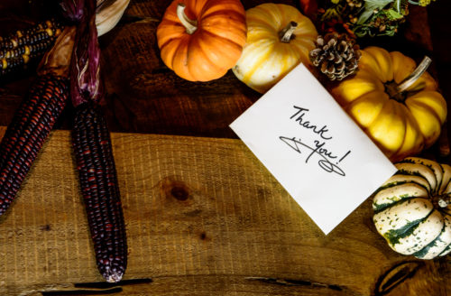 How to Give Thanks for Guest Feedback