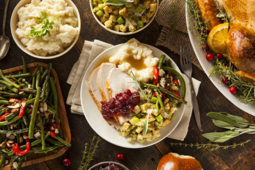 Social Media Posts to Delight Thanksgiving Travelers