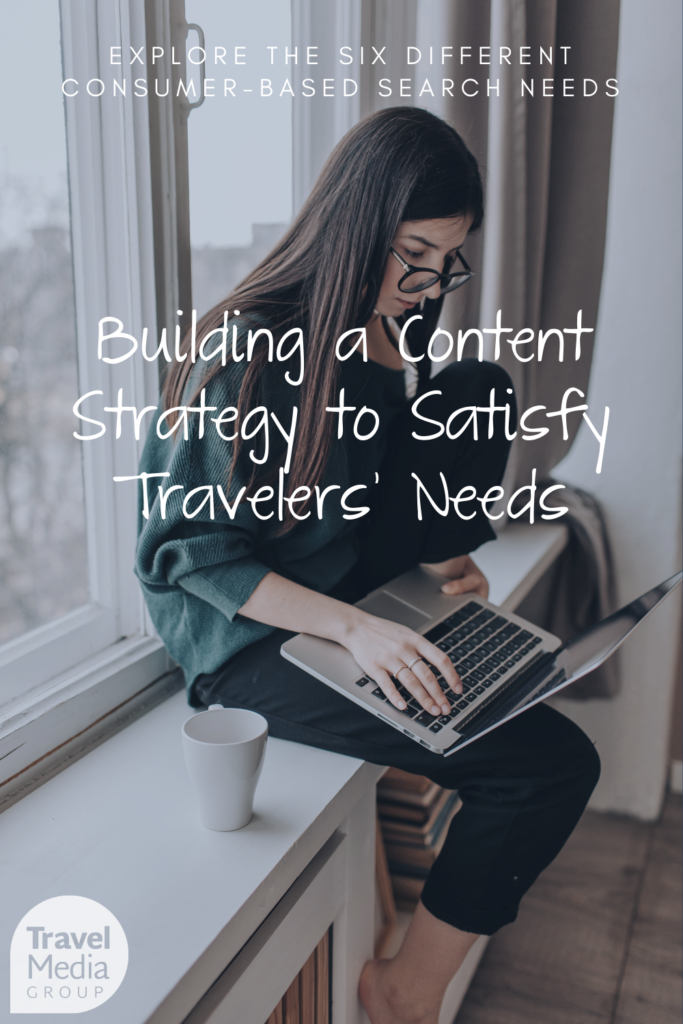 Discover the 6 different search behaviors that consumers exhibit so you can gear your hotel's content marketing to fit their exact desires.