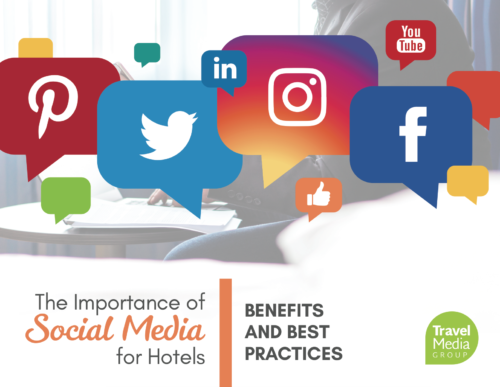 the importance of social media for hotels