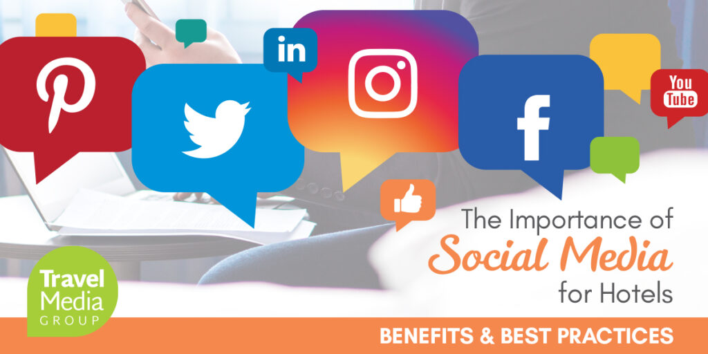 link to PDF of the white paper The Importance of Social Media for Hotels