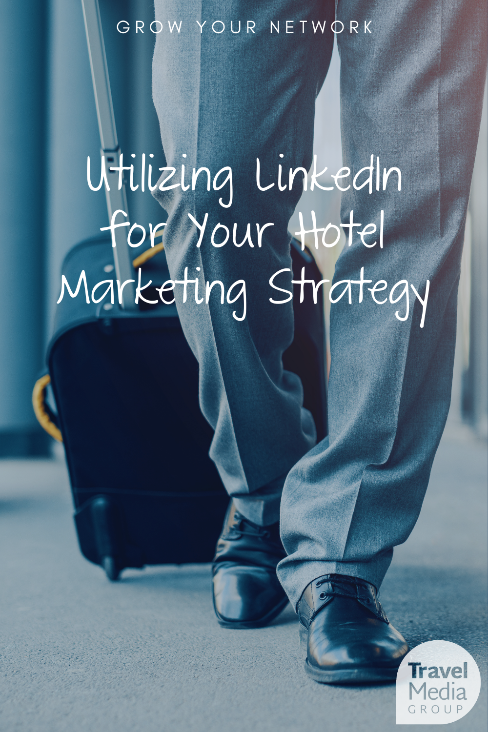 pin the white paper Utilizing LinkedIn for your Hotel Marketing Strategy